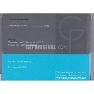methandrostenolone метан generics pharm