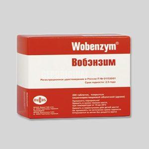 Вобензим ,Wobenzym,противовъзпалително