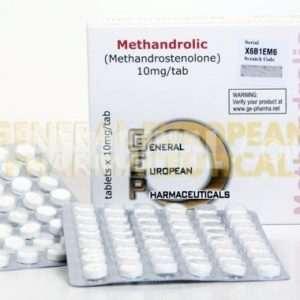 метан methandrolic gep