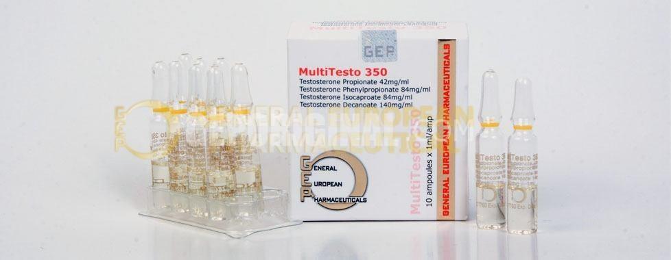 multitesto тестостерон микс