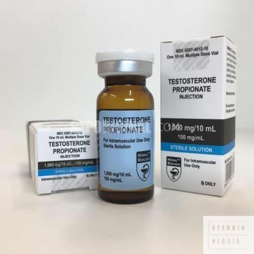 тестостерон пропионат hilma biocare